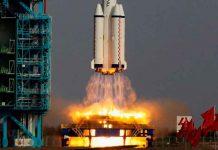 China, astronautas, primera misión espacial tripulada,