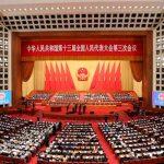 China, asamblea popular , ley, sanciones internacionales,