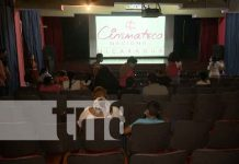 nicaragua, cinemateca nacional, cine,