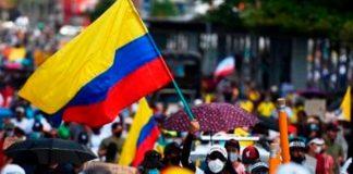 colombia, protestas, informe, militares,