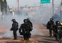 Colombia, Medellín, personal médico,ataque del Esmad,
