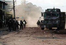 Colombia, cali, represión, muertos, heridos,