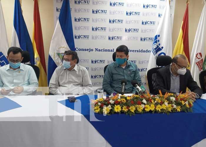 nicaragua, cnu, universidades, universidad, educacion superior,