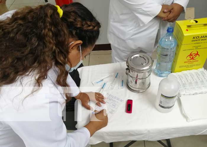 nicaragua, vacuna, covid, salud, vacunacion, inmunizacion,