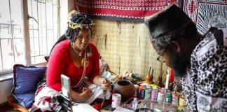 sudafrica, curanderos, pandemia, rituales,