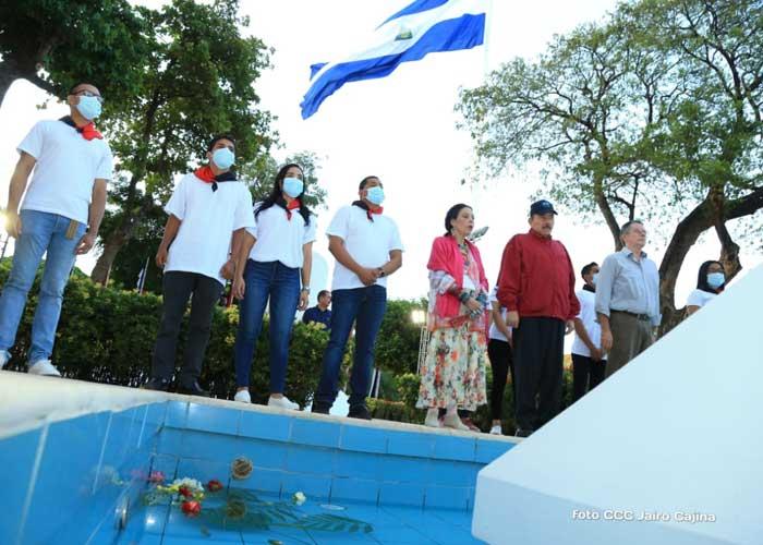 nicaragua, daniel ortega, carlos fonseca, estados unidos, justicia, politica,