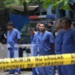 nicaragua, leon, delitos, detencion, policia,