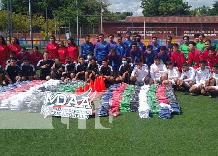 nicaragua, deporte, ocotal, emprendimiento, juventud,