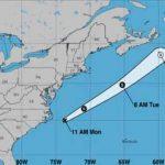 estados unidos, depresion tropical, meteorologia,