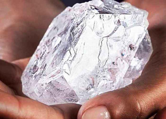 botsuana, anuncio, hallazgo, tercer diamante, gobierno, gema,