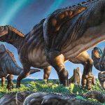 vivero, dinosaurio, descubrimiento, antartida,