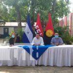 nicaragua, mined, homenaje, docentes, educacion, actividades,