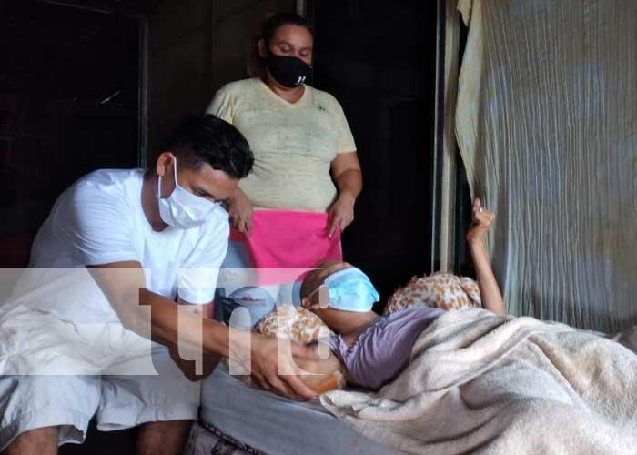 nicaragua, dona arlen, cancer, ayuda, tipitapa,