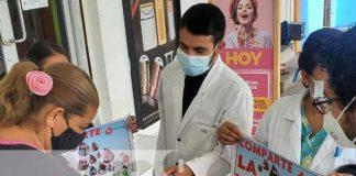 nicaragua, donacion, sangre, salud,