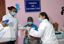 nicaragua, salud, nandaime, dosis, vacuna,