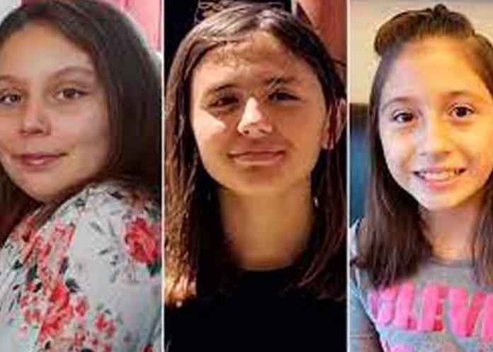 Estados unidos, california, tres niñas, atropello,