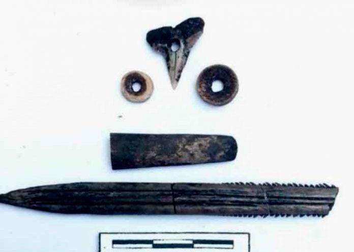 Estados unidos , miami, artefactos indígenas, construcción,