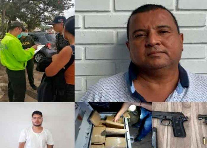 colombia, detencion, los calenteros, estupefacientes, oriente medio, europa,