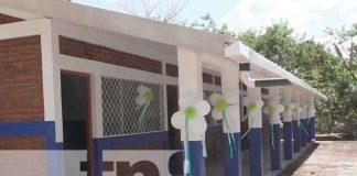 Nicaragua, Matiguás, obras de rehabilitación, centro escolar,