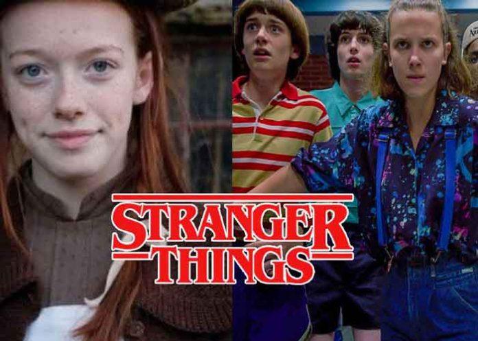 cine, anne whit an e, anne shirley, stranger things,