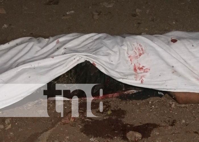 Sujeto muere tras ser apuñalado por su supuesto amigo de tragos en Estelí / FOTO / TN8