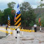 Nicaragua, estelí, construcción de un puente vado, comunidades,