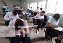 nicaragua, managua, estudiantes, seleccion, mejor, educacion,