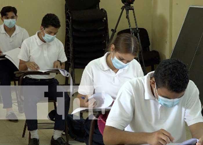 nicaragua, mejor estudiante, colegio, educacion, docente,