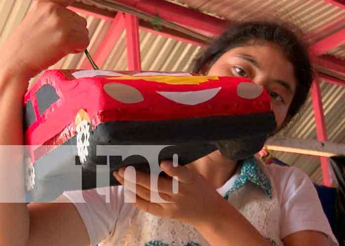 Nicaragua, parque de ferias, Managua, protagonistas,