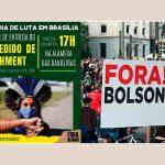 brasil, jair bolsonaro, demanda unificada, juicio politico, rechazo popular, unidad, covid-19, delitos,
