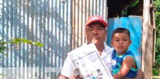 Nicaragua, granada, títulos de propiedad, gobierno,