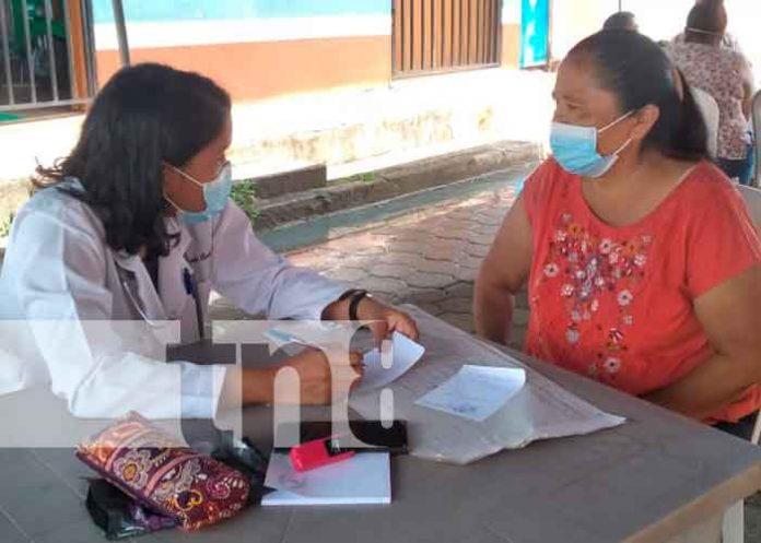 Nicaragua, granada, Minsa, jornadas de salud
