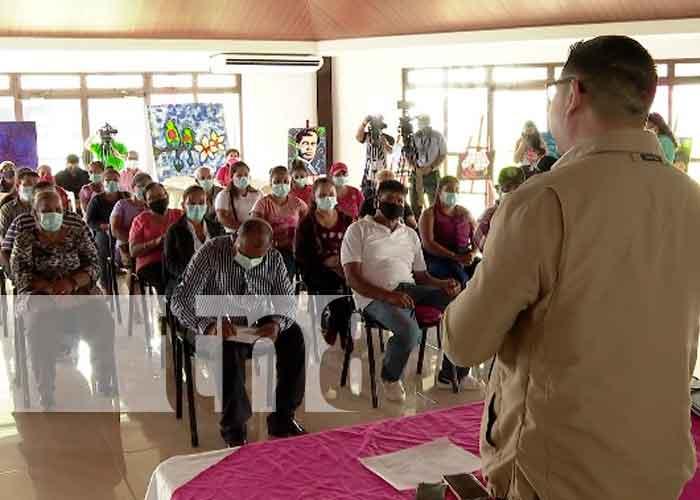 Nicaragua, managua, Mefcca, microcréditos,