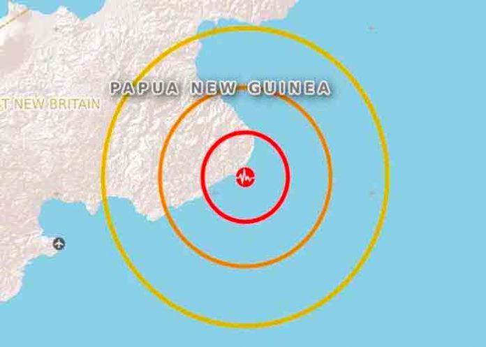papua nueva guinea, terremoto, movimiento de tierra,