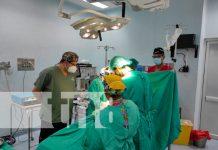 nicaragua, hospital, la mascota, managua, jornada quirúrgica,