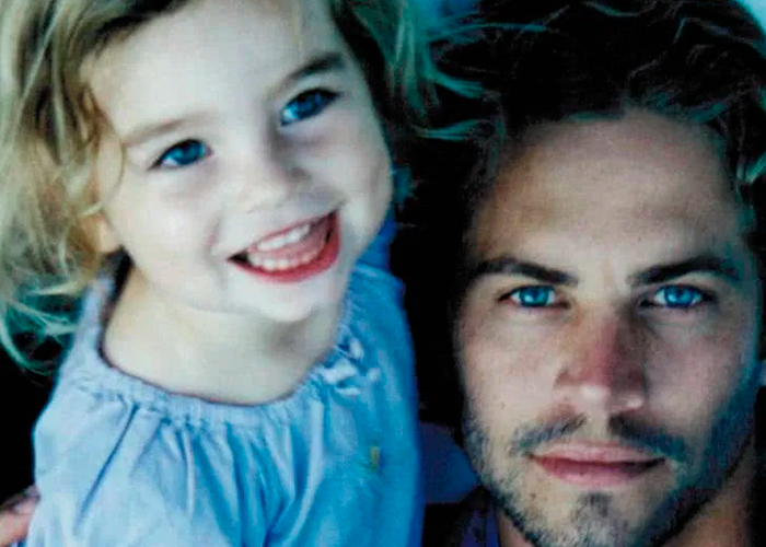 Paul Walker, Rápidos y Furiosos, hija, estreno,
