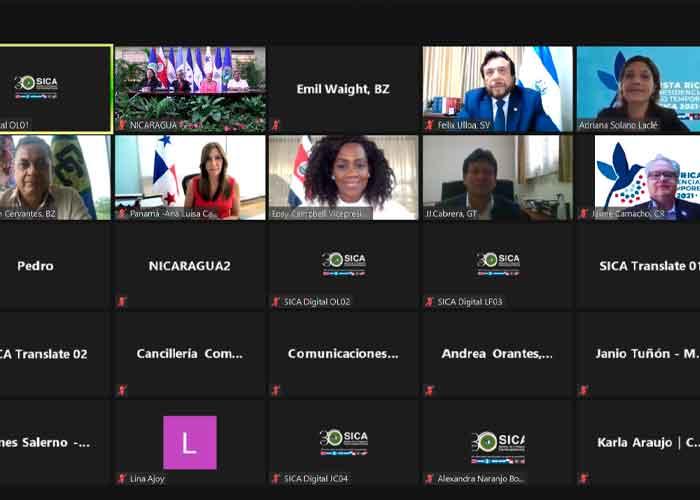 nicaragua, SICA, reunión, vicepresidentes, vice primer ministro