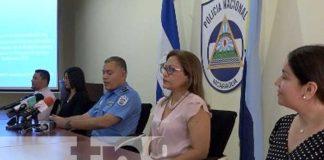 nicaragua, policia, informe, adolescencia, drogas,