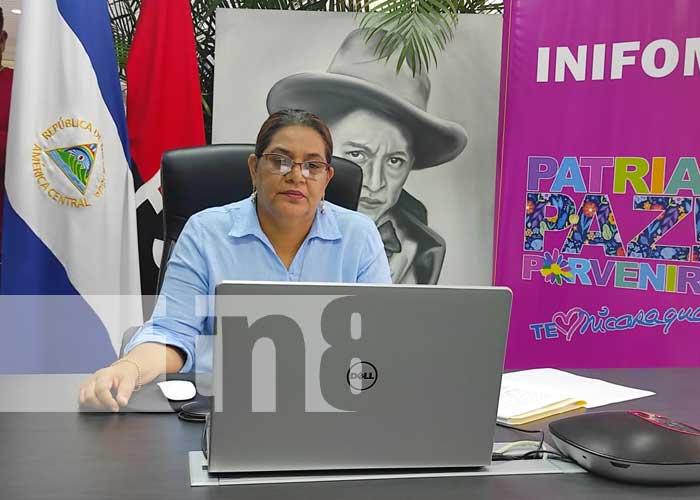 nicaragua, alcaldias, proyectos, inifom, informe,