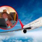 italia, video, viral, agresiones, avion, redes sociales,