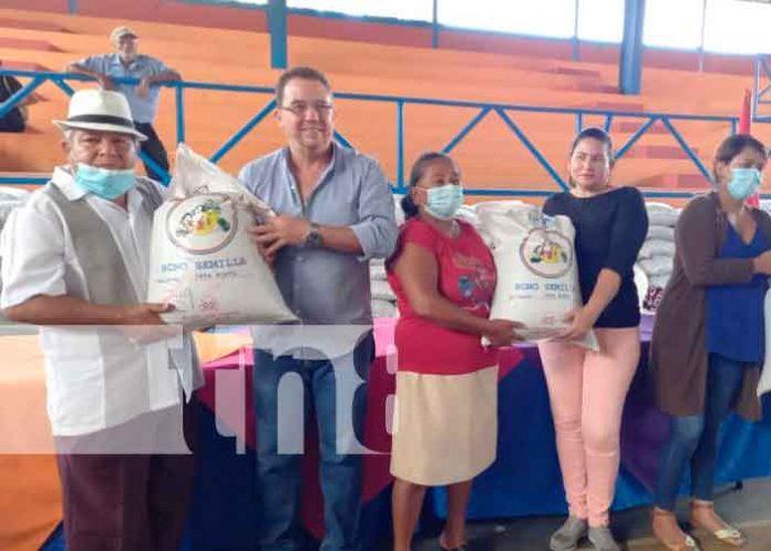 Nicaragua, jinotepe, productor, ciclo agrícola 2021,