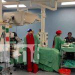 pacientes, nicaragua, hospital, jornadas , bienestar,
