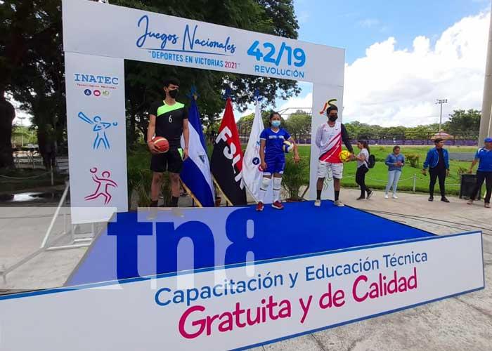 nicaragua, juegos, revolucion, deporte, inatec,