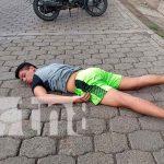Nicaragua, juigalpa, accidente, lesionado,