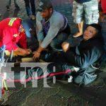 Nicaragua, juigalpa, accidente , lesionado,