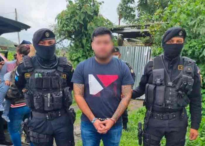 guatemala, arresto, narcotrafico, kevin lopez,