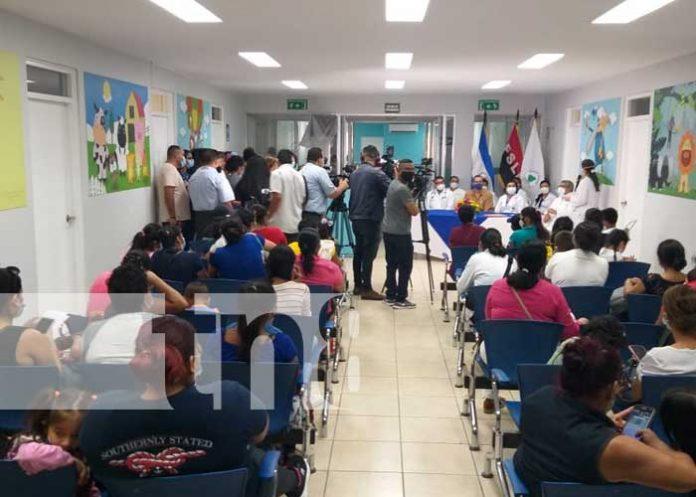 nicaragua, salud, hospital la mascota, ninos, oncologia,