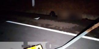 Motociclista se estrella contra un poste y pierde la vida en León / FOTO / TN