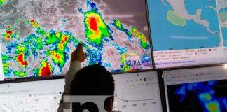 nicaragua, lluvias, pronostico, clima, ineter, ondas tropicales,