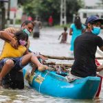 inundaciones, lluvias, sri lanka, meteorologia,